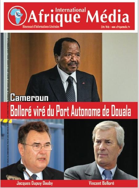 Cameroun / Bolloré viré du Port de Douala, malgré les pressions judiciaires
