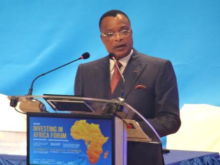 CONGO BRAZZAVILLE / 5E FORUM INVESTIR EN AFRIQUE : MACKY SALL FAVORABLE AU PONT KINSHASA-BRAZZAVILLE