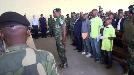 RDC-Goma : ouverture du procès de l'ancien seigneur de guerre Tcheka