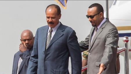 ERYTHREE / ETHIOPIE :L'UNION EST SCELLÉE
