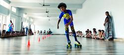 Mary Mediatrix School_Skating