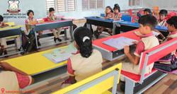 Mary Mediatrix School-Class