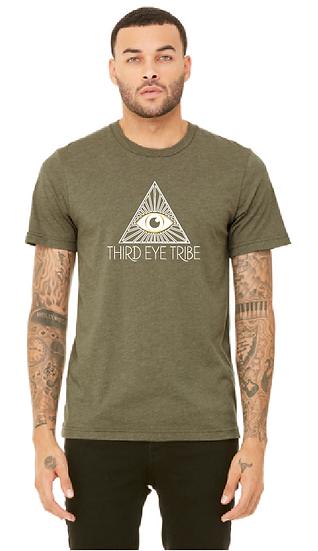 Men's/Unisex Eye Pyramid
