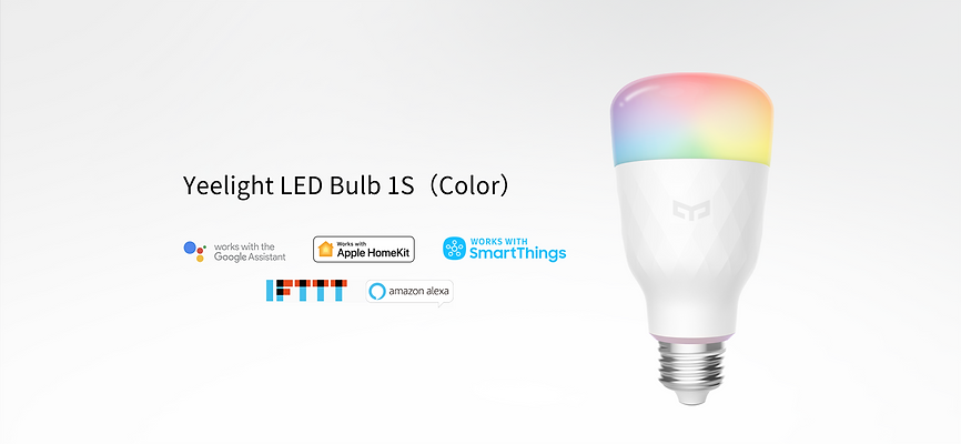 Xiaomi Yeelight LED Ampul, E27 RGBW