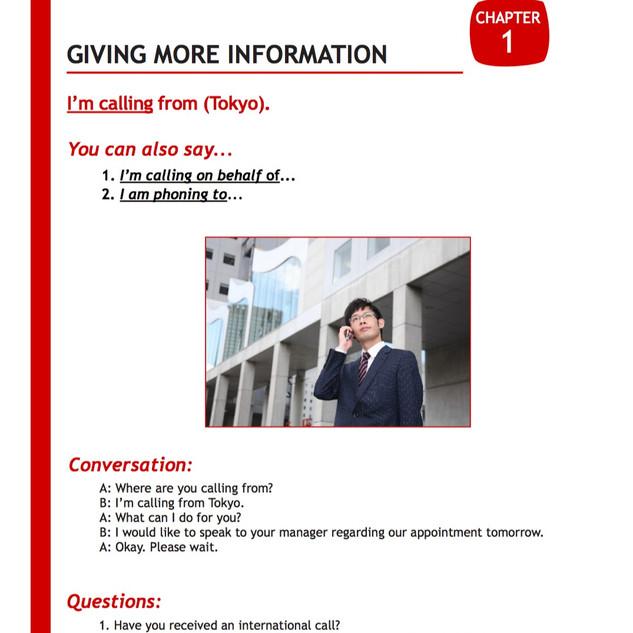 BUSINESS ENGLISH 4