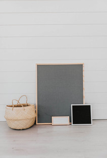 Letterboards with Letters