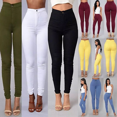 Spring ting jeans