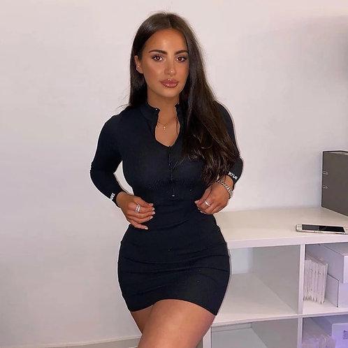 Lucky label dress