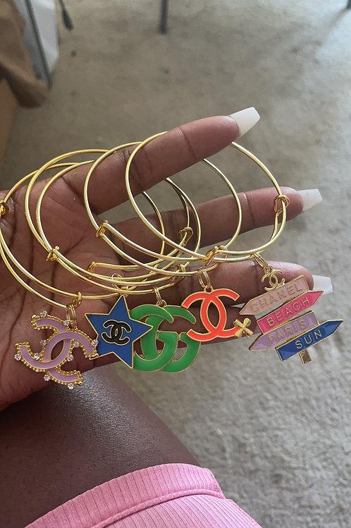 Designer bangles