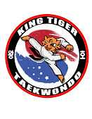 king tiger taekwondo logo