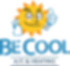 becool ac ad heating logo