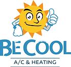 becool ac ad heating logo