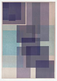 Richard Caldicott, litho, lithograph, li