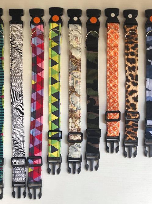 Handmade Fabric Collars