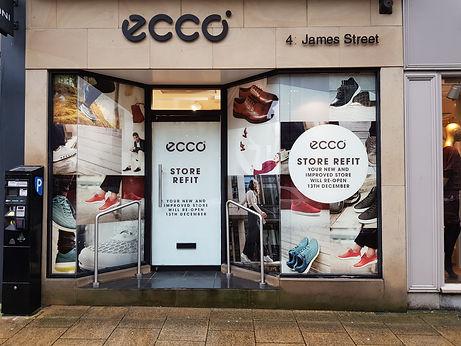 ECCO, Store Harrigate