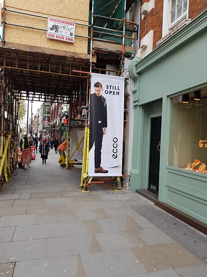 ECCO, Store Covent Garden