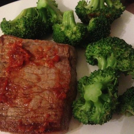 Steak 'n' veg