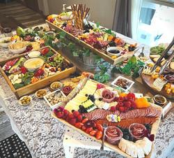 "Celebration of Life ""Medium"" Graze Table"