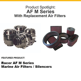 Product Spotlight: AF M Series With Replacement Air Filters