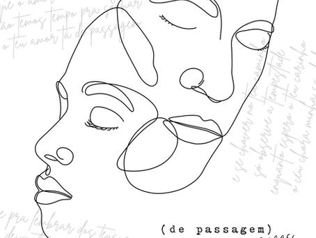 """Os Gonzagas lançam novo single """"De Passagem"""""""