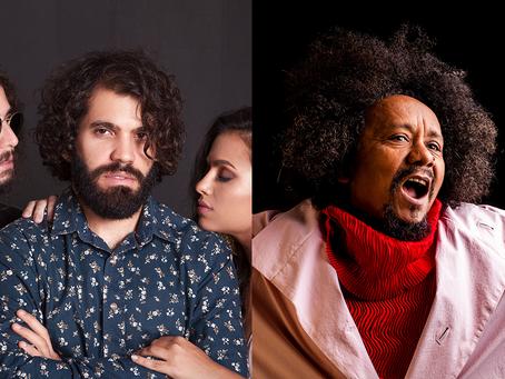 Os Gonzagas lança música com participação de Chico César