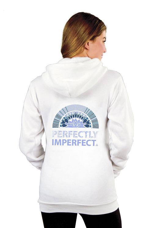 Perfectly Imperfect Luxe Full Zip Sweatshirt