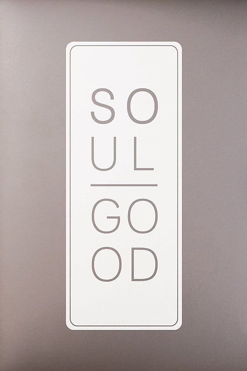 SOUL GOOD Decal