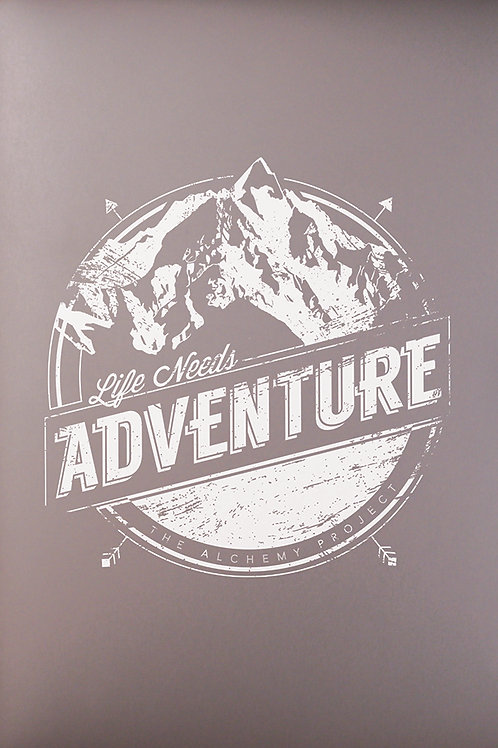 Life Needs Adventure Decal