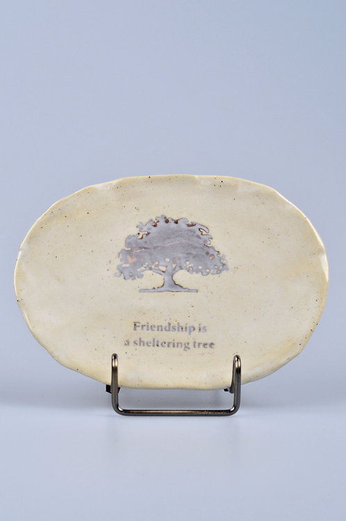 Friendship Wish Dish