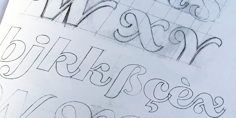 Type DNA - Design Your Own Custom Font