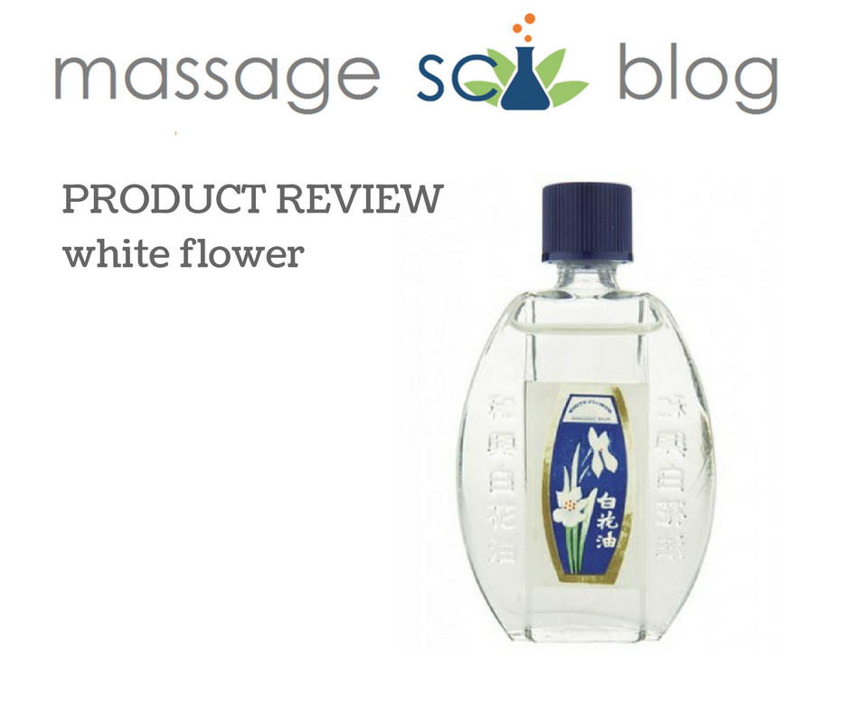 Product Review White Flower Massage Sci Holland Michigan