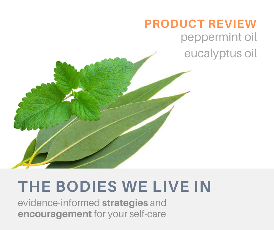 peppermint eucalyptus oil review massage therapy