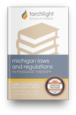 Michigan Laws & Regulation in Masage Therapy eBook