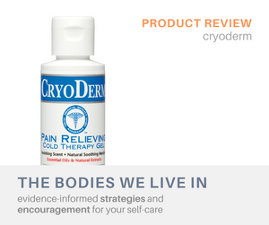 cryoderm review massage therapy holland michgian