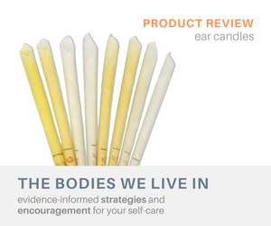 ear candles massage therapy