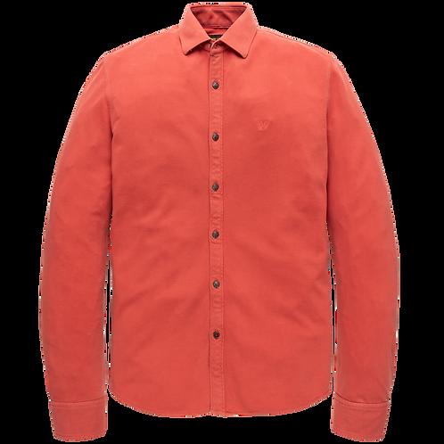 PME Legend   Garment Dyed Pique Shirt PSI208241-3171