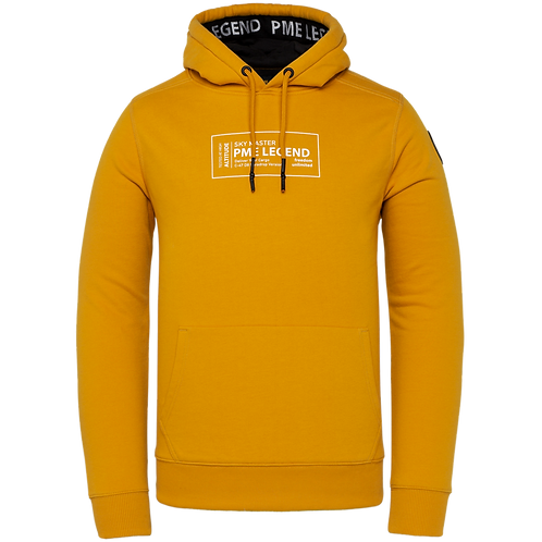 PME Legend   BRUSHED SWEAT HOODED SWEATER PSW211402-1084