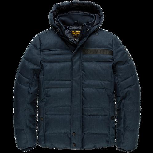 PME Legend | Hooded Jacket Melange Twill Liftmaster PJA205106 - 5281