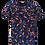 Thumbnail: Cast Iron | Printed Slub Jeresy Short Sleeve T-Shirt CTSS205252-5118