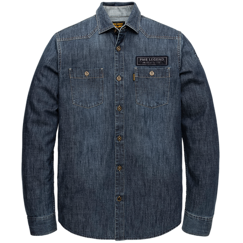 PME Legend | Denim Shirt PSI206231-590