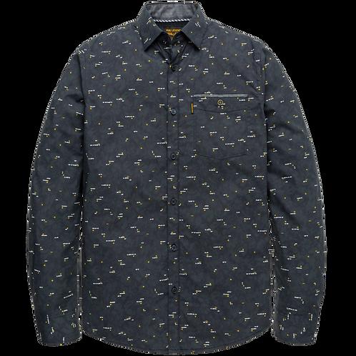 PME Legend | Stretch Poplin Print Shirt PSI206225-5288