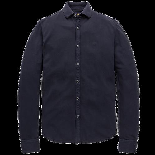 PME Legend   Garment Dyed Pique Shirt PSI208241-5288