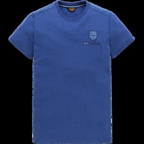 PME Legend | Peach Jersey T-Shirt PTSS208525-5309