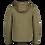 Thumbnail: Cast Iron |  Hooded Jacket Tech Jersey Interlock CJA21145-8035
