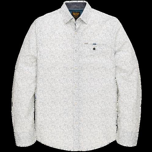 PME Legend | Poplin Print Shirt PSI205222-7003