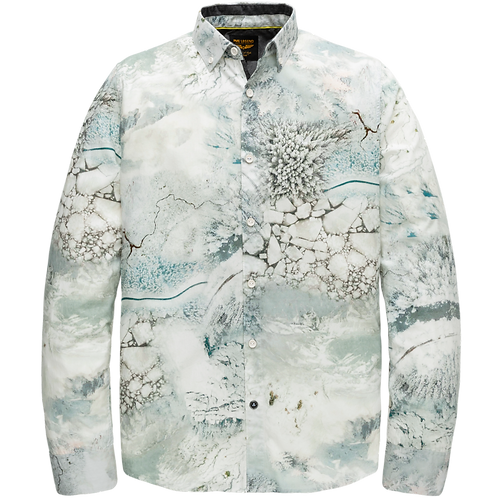 PME Legend | Digital Poplin Print Shirt PSI207215-5408