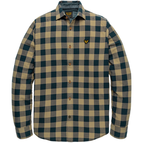 PME Legend | Long Sleeve Shirt Twill Check PSI205228 -8015