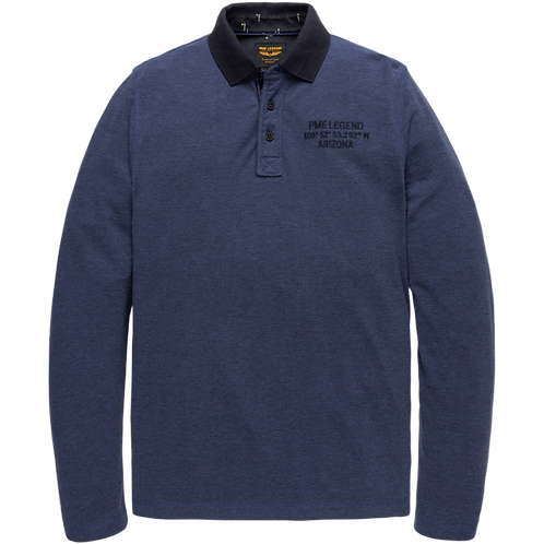 PME Legend | Long Sleeve Polo PPS206814 - 5021
