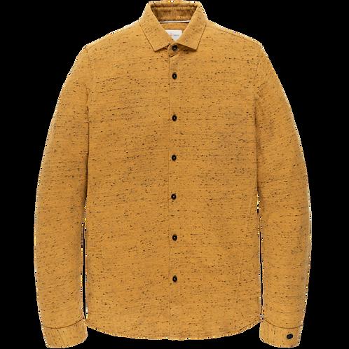 Cast Iron | Jersey Pique Neppie Shirt CSI206624-1151