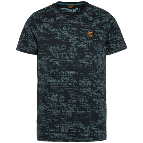 PME Legend | SINGLE JERSEY ALL OVER PRINTED T-SHIRT PTSS211522-5073